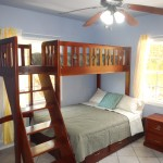 Kids love the bunk bed experience