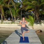 Practice your yoga on your private pier facing east with each days sunrise...