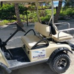 Convenient on site golf cart rental at $49 US per day. Best rate guaranteed!